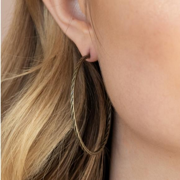 Rural Reserve Hoop Earrings